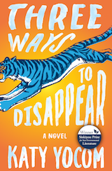cover of Three Ways to Disappear