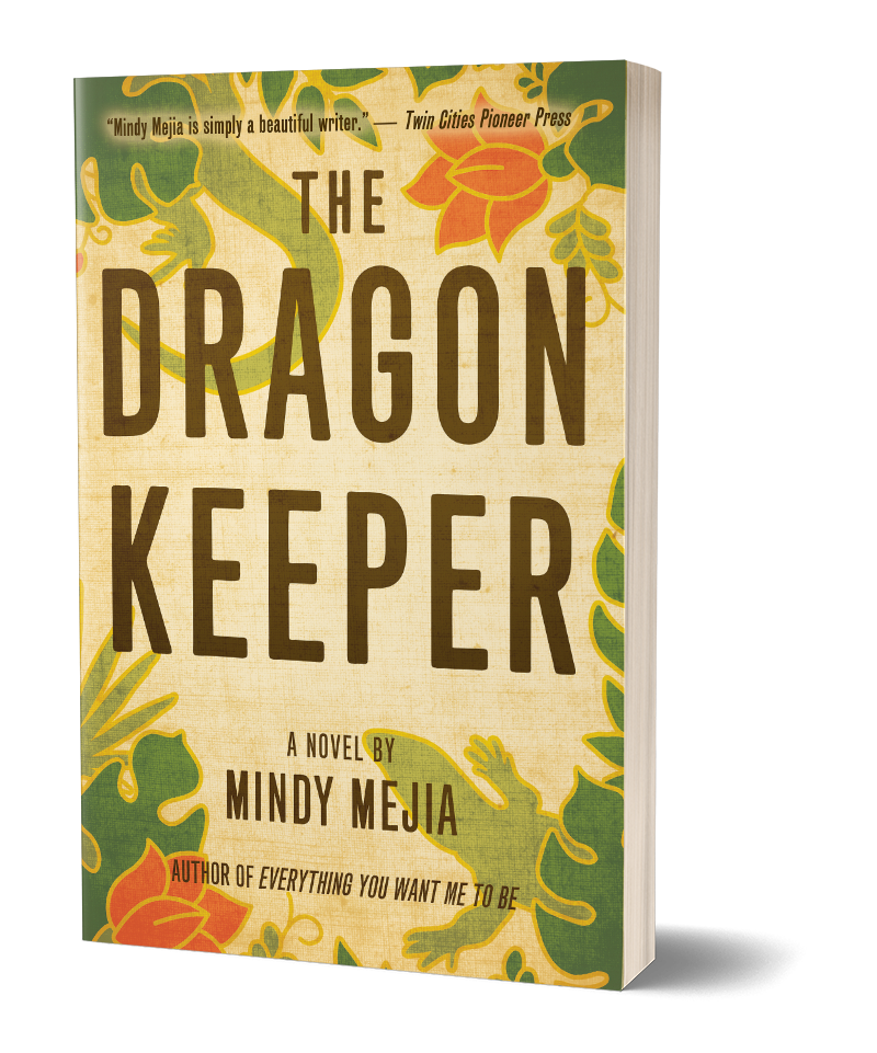 Cover of The Dragon Keeper