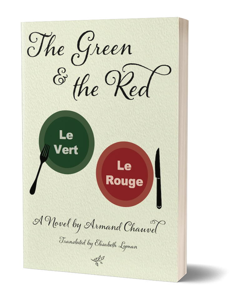 Cover of The Green and the Red
